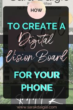 Learn how to create a digital vision board to help you manifest your desires quickly.    This free video training will teach you how to create a digital vision board quickly so you practice the law of attraction with ease.