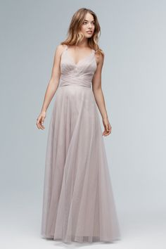 Wtoo Bridesmaid Gowns come in many intriguing styles. Rich cocoa browns, royal blues, emerald greens, and ruby red bridesmaid dresses are just the beginning. Classic Bridesmaids Dresses, Pink Bridesmaid Dresses, Bridal Dresses, Prom Dresses, Boho Bridesmaids, Bridal Reflections, Style, Wedding Ideas, Wedding Inspiration