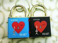 Bloqueio projeto original personalizado elegante amor saco de festa bolsa carteira saco de noite com