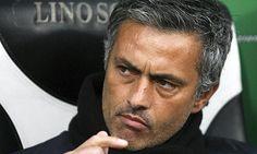 Contactos, fotos, vídeos, e-mail, endereços de famosos: Mourinho The Special One