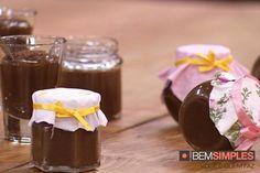 Pão de mel de colher, por Bruna Di Tullio. www.bemsimples.com/br/receitas/73427-pao-de-mel-de-colher