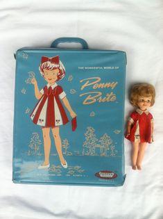 Vintage 1963 Penny Brite