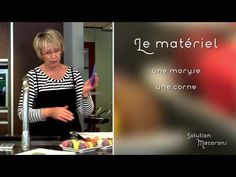 Solution Macarons - YouTube