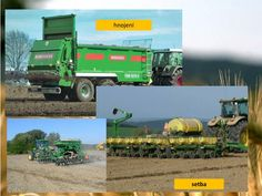 Nasa, Tractors, Presentation