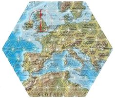 Sacred Geometry; The Flower of Life - The World Grid: The invisible made visible...