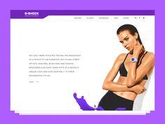 Promo Page - UI Movement