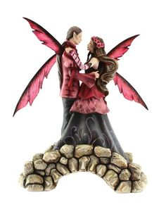 Love Springs Eternal - Fairy Figurines by Jessica Galbreth  $40