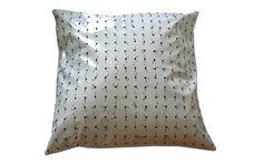 Fly Stitch Cushion www.kaniezabdi.com