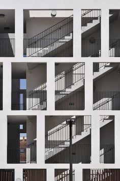 St-Jean development, Bordeaux, France, Leibar-Seigneurin architects