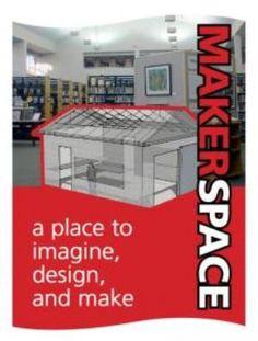 Library maker space Westport, CT