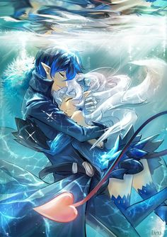 Lu/Ciel<<<<Honestly who needs to ship Luciel with other characters? THEY ARE A COUPLE PACKAGE