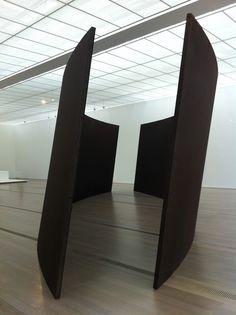 Richard Serra - Olson - 1986 - coll. dell'artista - photo Valentina Grandini
