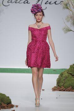 Vestidos para convidadas de casamento de Carla Ruiz 2014. #casamento #vestido #convidada