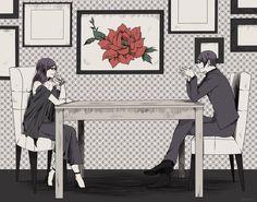 Rize and Shuu