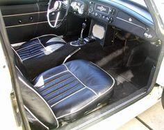 MG B 1974