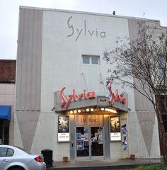 Sylvia Theatre, York, SC.