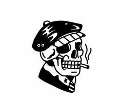 @moodyblaxk Tattoo Sleeve Designs, Sleeve Tattoos, Tattoo Sketches, Tattoo Drawings, Desenhos Old School, Criminal Tattoo, G Tattoo, Traditional Tattoo Old School, Tatuaje Old School