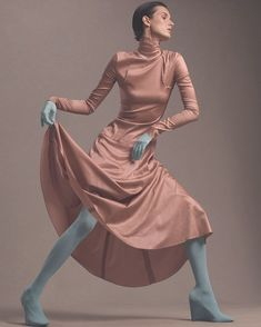 Color Codes Publication: Vogue Germany November 2017 Model: Marte Mei van Haaster Photographer: Stas Komarovski Fashion Editor: Katie Mossman Hair: Hiro + Mari Make Up: Cyndle Komarovski