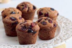 Na víkend: univerzální recept na muffiny   Apetitonline.cz Cap Cake, Sweet Cupcakes, Elegant Nails, Croissants, Dessert Recipes, Desserts, Sweet Recipes, Muffins, Cheesecake