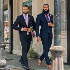 51 Adorable Clothes For Well-Dressed Men - CharMino Fine Black Men, Gorgeous Black Men, Handsome Black Men, Fine Men, Beautiful Men, Black Man, Black Men In Suits, Sharp Dressed Man, Well Dressed Men