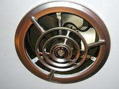 Vintage Nutone Exhaust Fan Kitchen Exhaust Ceiling Exhaust Fan