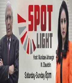 Spot Light – 14th November 2015