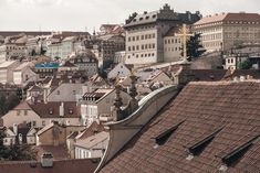 View over the rooftops of Prague from St. Free stock photo for personal and commercial use. Photos For Sale, Free Stock Photos, St Nicholas Church, National Theatre, Rooftops, Czech Republic, Prague, Photo Art, Landscape