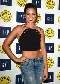#LadyWright #GAPParty #JeansforGenes #JeansforGenesDay