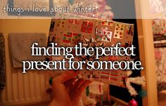 things i love about winter | things I love about winter