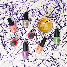 Happy Mardi Gras! Dress your digits in our #OPINewOrleans Collection & #ShowUsYourTips!
