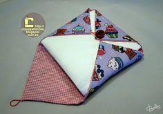 Porta servilletas de tela