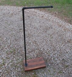 C stand, reclaimed wood clothing rack, coat rack, garment rack, vintage industrial, rustic modern, pipe and wood.