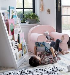 Give your little one a place to stretch their imagination by designing a playroom that grows with them. These playroom design ideas will allow you to keep transitioning the space as your child's tastes and needs change (without spending a small fortune).
