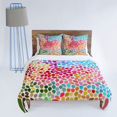 Teen Bedding Rainbow Rain Duvet This board mostly for the benefit of  Phoebe 5b65128924d