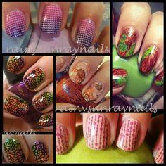 rainysunraynails: Nail Art Stamping-- Lets Break it Down!