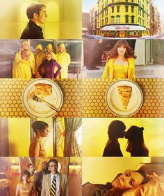 Pushing Daisies in Yellow