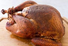 Spice-Rubbed Grill-Roasted Turkey