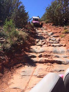 Broken Arrow Tour, Pink Jeep Tours, Sedona
