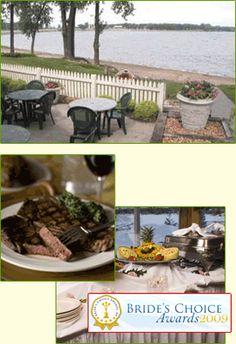 Russells on the Lake in Big Lake, Minnesota Fine dining restaurant in Big Lake, Minnesota. Enjoy lakeside dining and seasonal outdoor patio seating overlooking beautiful Big Lake.