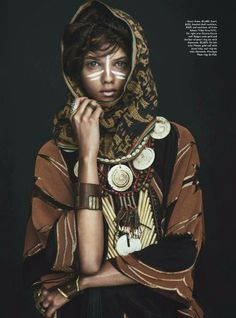 marina nery for vogue austrailia april 2014