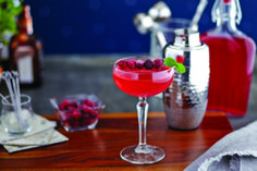 Cranberry Cosmopolitan Cocktail - Discover, a blog by World Market Holiday Treats, Holiday Fun, Holiday Recipes, Holiday Foods, Christmas Ideas, Cosmopolitan Cocktail Recipes, Christmas Entertaining, Champagne Cocktail, A Food