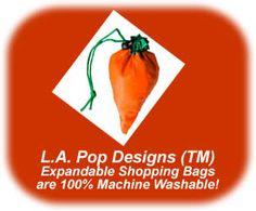 100% Machine Washable #LAPopDesigns (TM) expandable #shoppingbags >> http://www.amazon.com/Pop-Design-Expandable-Eco-Friendly-Lightweight/dp/B00UHAMMDG/ref=sr_1_11?s=kitchen&ie=UTF8&qid=1441752180&sr=1-11&keywords=shopping+bags