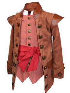 Kjøp Kaptein Sabeltann Kostyme Langemann Jakke | Jollyroom