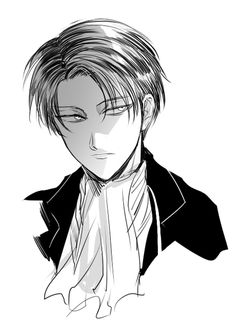 Levi || This is good as Vampire!Levi ver. :D