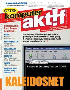 Ed.96 Kaleidosnet