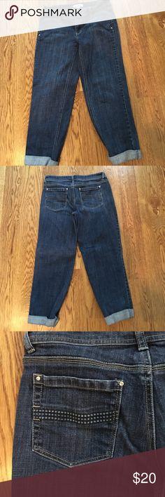 White House Black Market capris White House Black Market capris White House Black Market Jeans