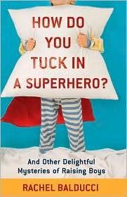tucking in superheroes