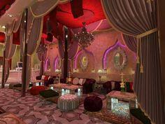Shisha lounge view 1