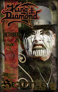 King Diamond - Jim Koch - 2015  ----
