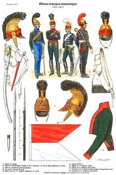 Chevau-Legers Lancier 1811-1815 (pl 1) 2